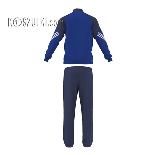 Dres adidas treningowy Sereno 14 Junior niebieski F49716