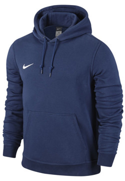 Bluza Nike Team Club Hoody granatowa 658498 451
