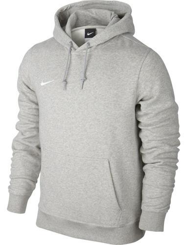 Bluza Nike Team Club Hoody szara 658498 050