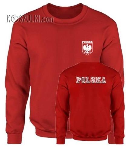 Bluza dziecięca Polska Małe Godło