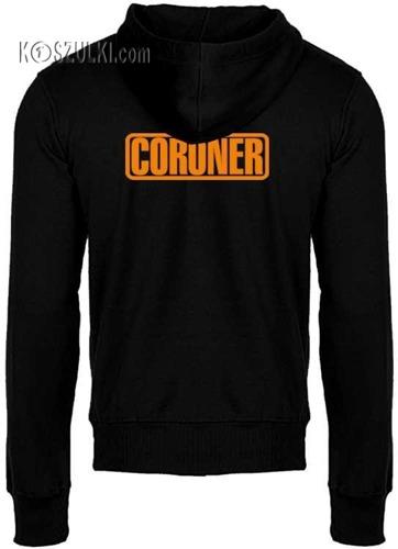 Bluza z kapturem CORONER