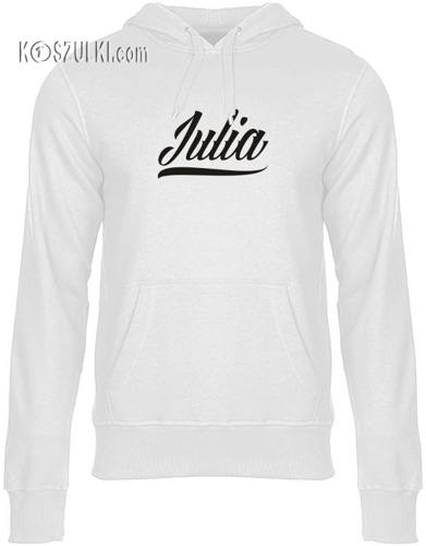 Bluza z kapturem Julia
