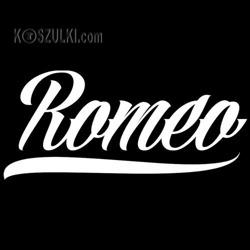 Bluza z kapturem Romeo