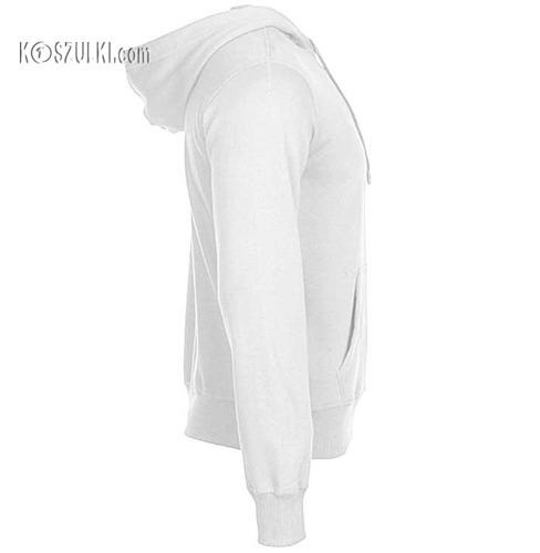 Bluza  z własnym nadrukiem z kapturem