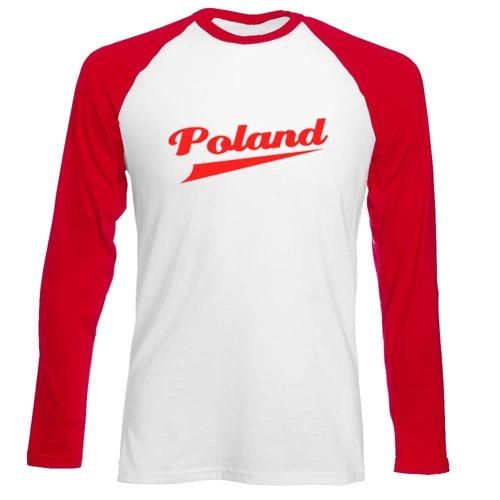 Longsleeve Męski Poland