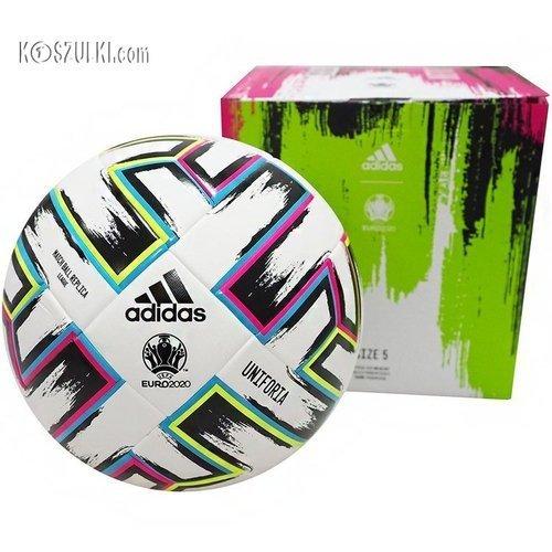 Piłka nożna Euro 2020 adidas Uniforia League  box