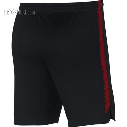 Spodenki Nike Dry Polska Squad czarne