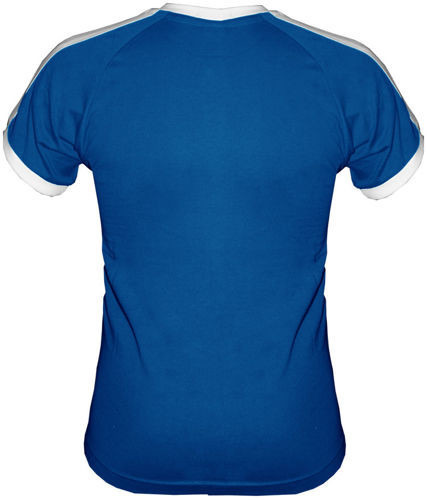 T-shirt Fit Otchłań Niebieska