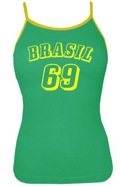 Top damski- Brazylia
