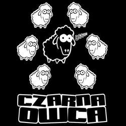Top damski Czarna Owca