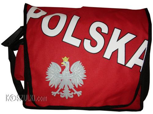Torba Kibica reprezentacji Polski- Polska