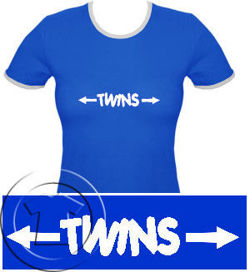 koszulka damska Twins