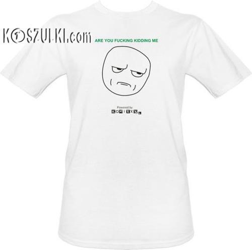 t-shirt -  AREYOUFUCKING...