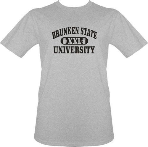 t-shirt Drunken State