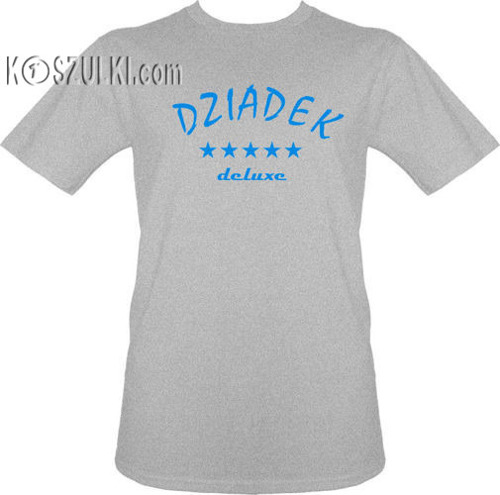 t-shirt Dziadek Deluxe
