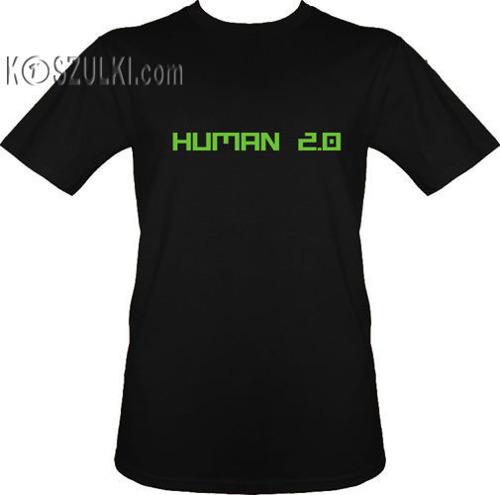 t-shirt Human 2,0