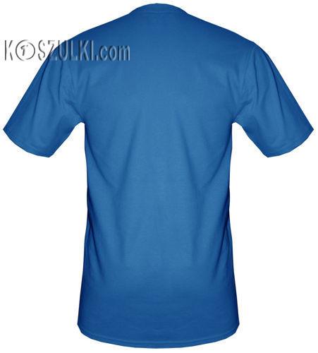 t-shirt I Love...własny tekst