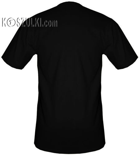 t-shirt Kod kreskowy