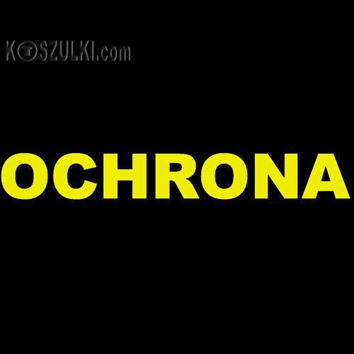 t-shirt Ochrona