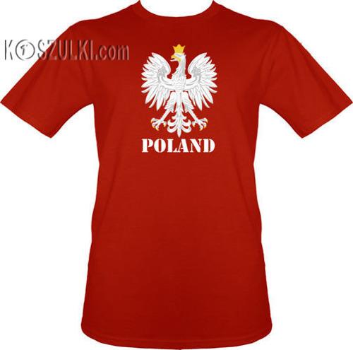 t-shirt Orzeł Poland