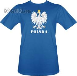 t-shirt Orzeł Polska