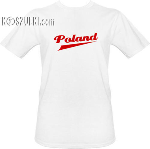 t-shirt  Poland