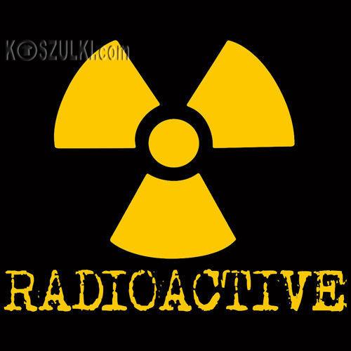 t-shirt RadioActive