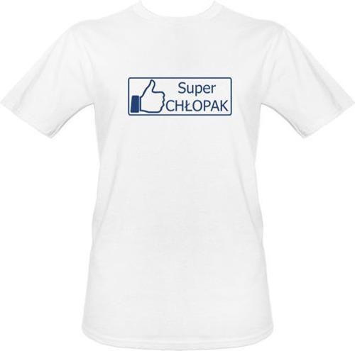 t-shirt Super Chłopak
