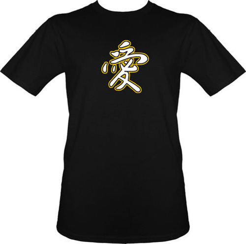 t-shirt miłość